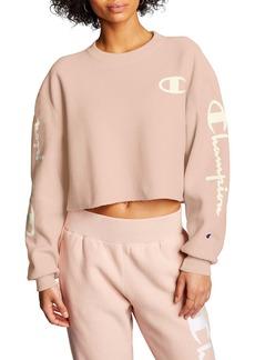 Champion Reverse Weave® Crop Sweatshirt