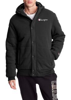 Champion Reverse Weave Puffer Jacket