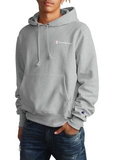 Champion Reverse Weave® Script Chest Logo Hoodie
