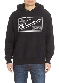 Champion Reverse Weave® Vintage Label Graphic Hoodie