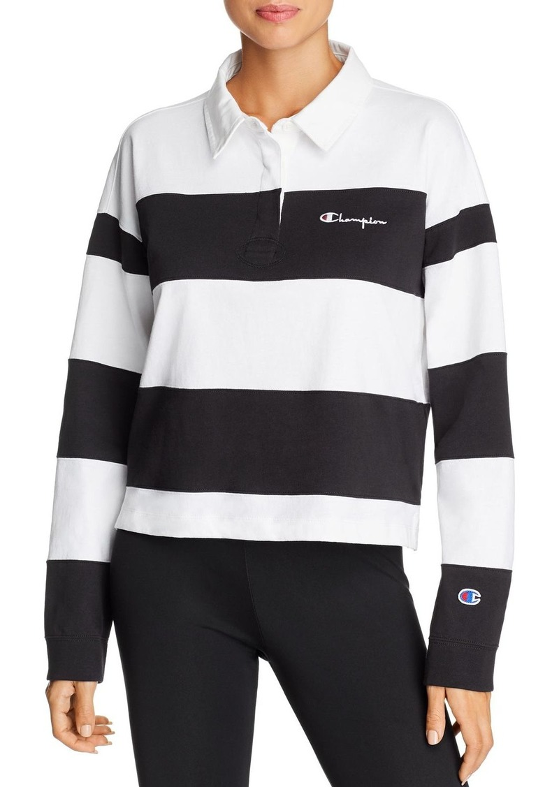Champion Striped Rugby Shirt