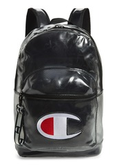 Champion Supercize Logo Clear Backpack