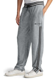 Champion Terry Warm-Up Pants