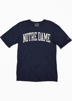 Champion University Of Notre Dame Pigment Dye Tee
