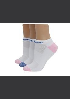 Champion Women's 3-Pk. Low-Cut Socks