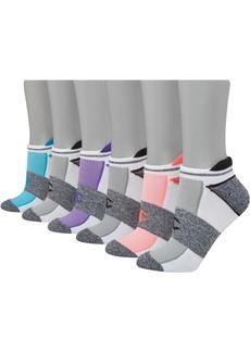 Champion Women's 6-Pack Heel Shield Socks