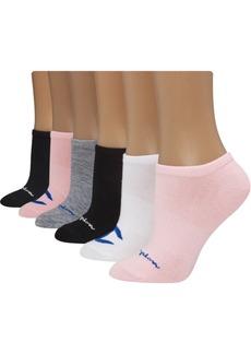 Champion Women's 6-Pk. Super No-Show Socks