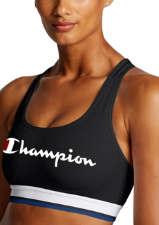 Champion Women's Absolute Racerback Mid-Impact Sports Bra