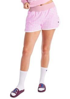 Champion Women's Campus French Terry Shorts