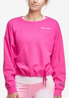 Champion Women's Campus French Terry Sweatshirt