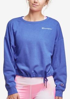Champion Women's Campus French Terry Sweatshirt