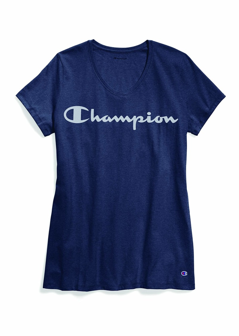 Champion Women's Double Dry Cotton Tee