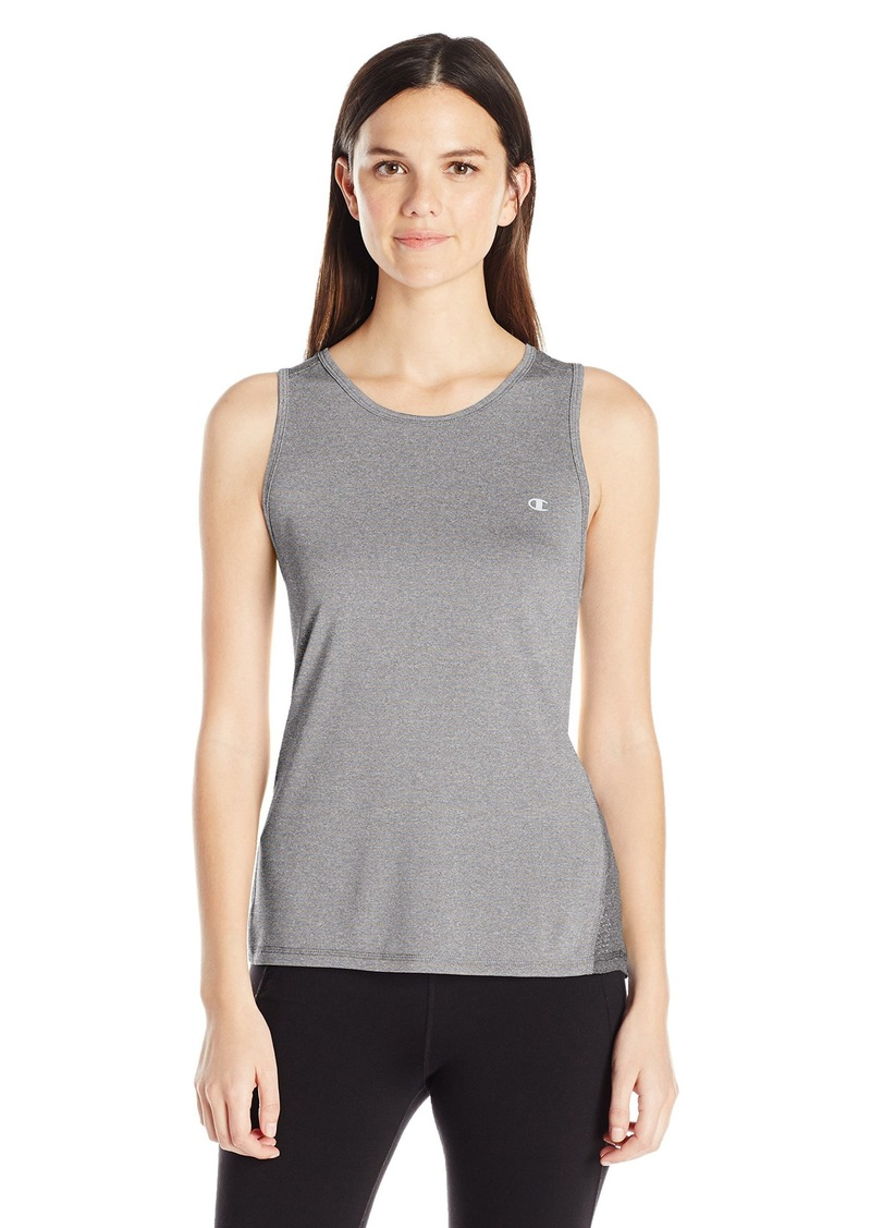 Champion Women's Double Dry Performance Tank with FreshIQ  M