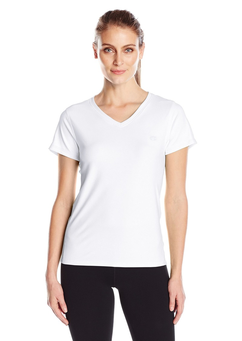 Champion Women's Double Dry Select Tee with FreshIQ  XL
