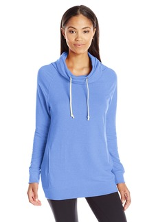 Champion Women's French Terry Funnel Neck Top  M