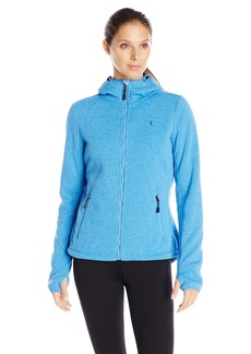 Champion Women's Funnel-Neck Hooded Jacket