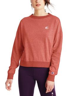 Champion Women's Heritage Two-Tone Sweatshirt