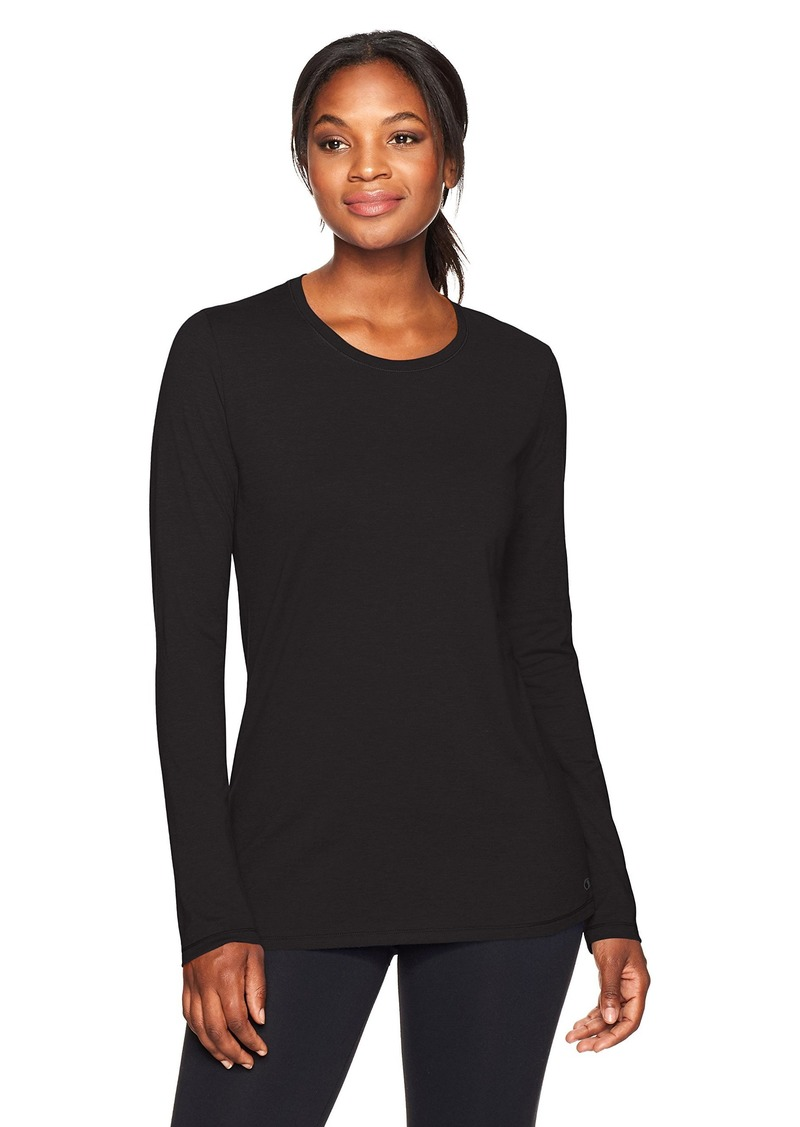 Champion Women's Jersey Long Sleeve Tee