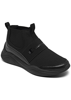 Champion Women's Legacy A Slip-On High Top Casual Sneakers from Finish Line