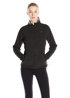 Champion Women's Micro Fleece Sherpa Bonded Jacket