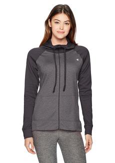 Champion Women's Performance Fleece Full-Zip Jacket  X Small