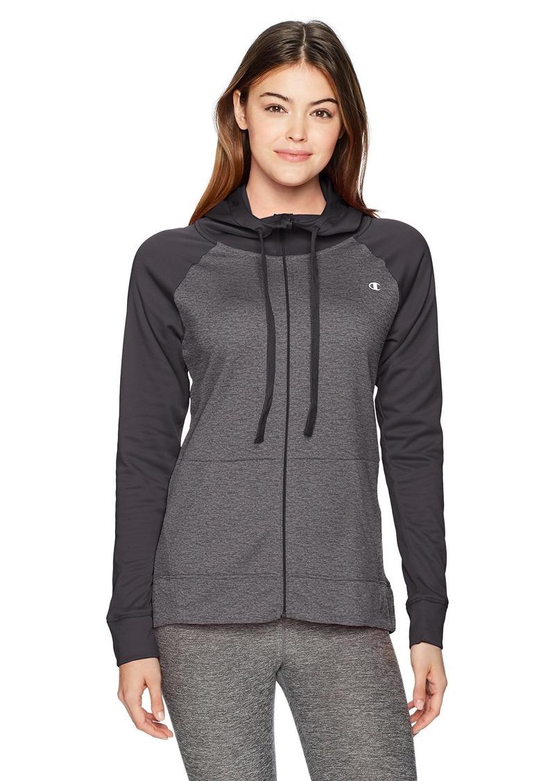 1201488a2b1c SALE! Champion Champion Women s Performance Fleece Full-Zip Jacket X ...