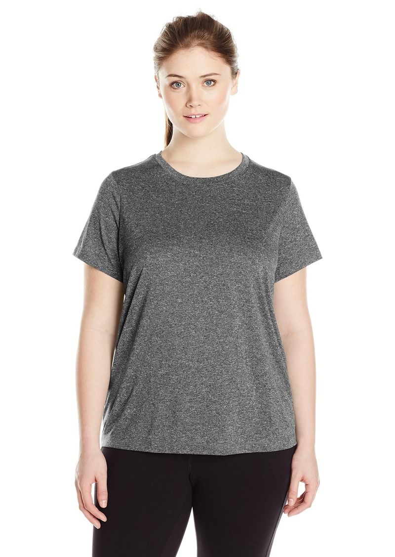Champion Women's Plus-Size Double Dry Tee