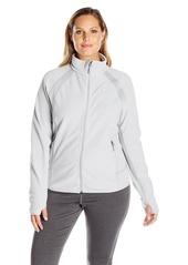 Champion Women's Plus Size Textured Fleece Jacket