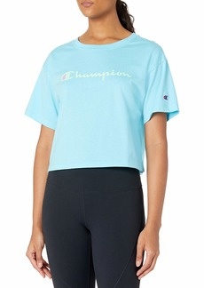 Champion Women's The Cropped TEE