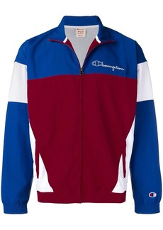 Champion colour block track jacket