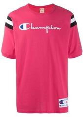 Champion contrast panel T-shirt