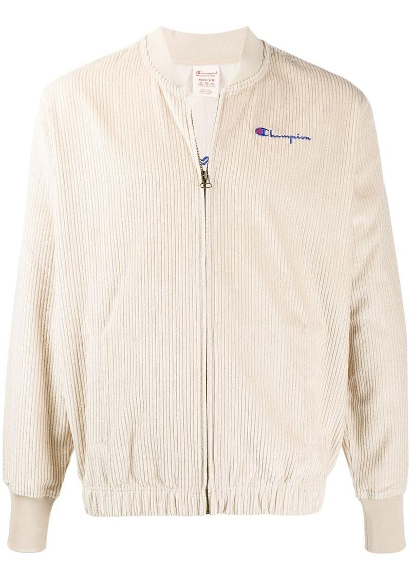 Champion corduroy bomber jacket