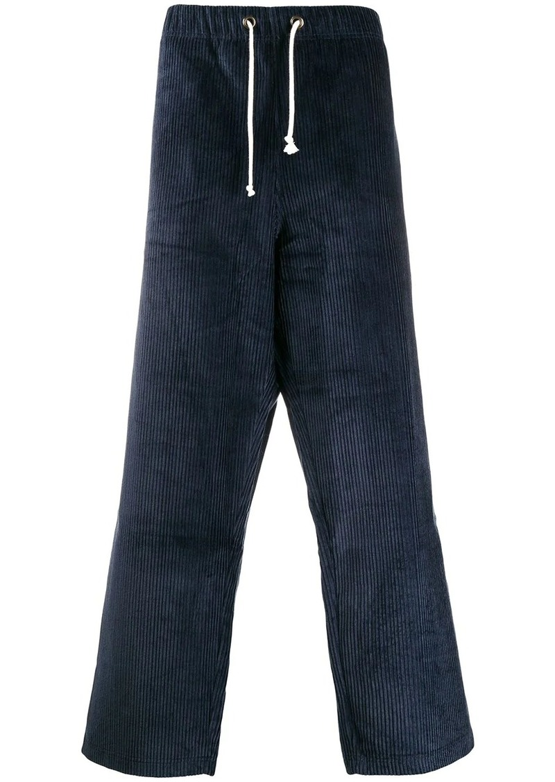 Champion corduroy track trousers