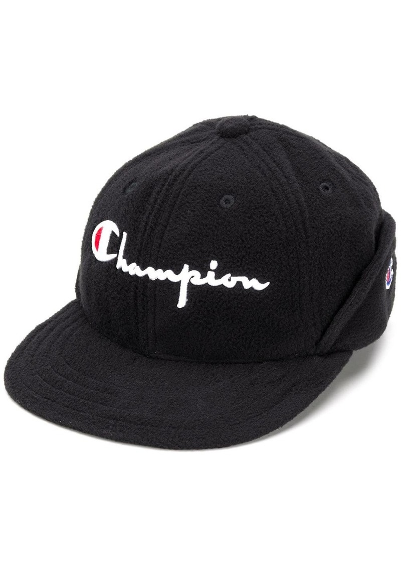 Champion embroidered logo cap