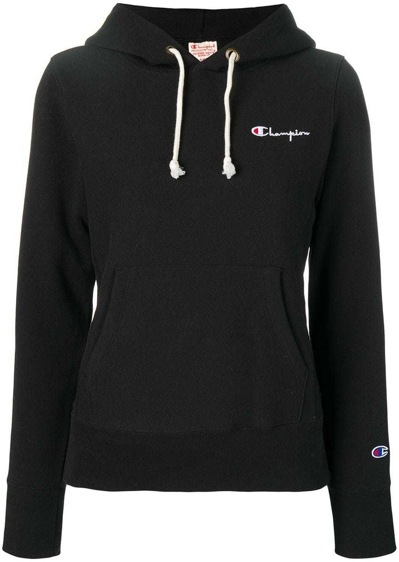 Champion embroidered logo hoodie