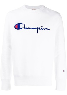 Champion embroidered logo sweatshirt