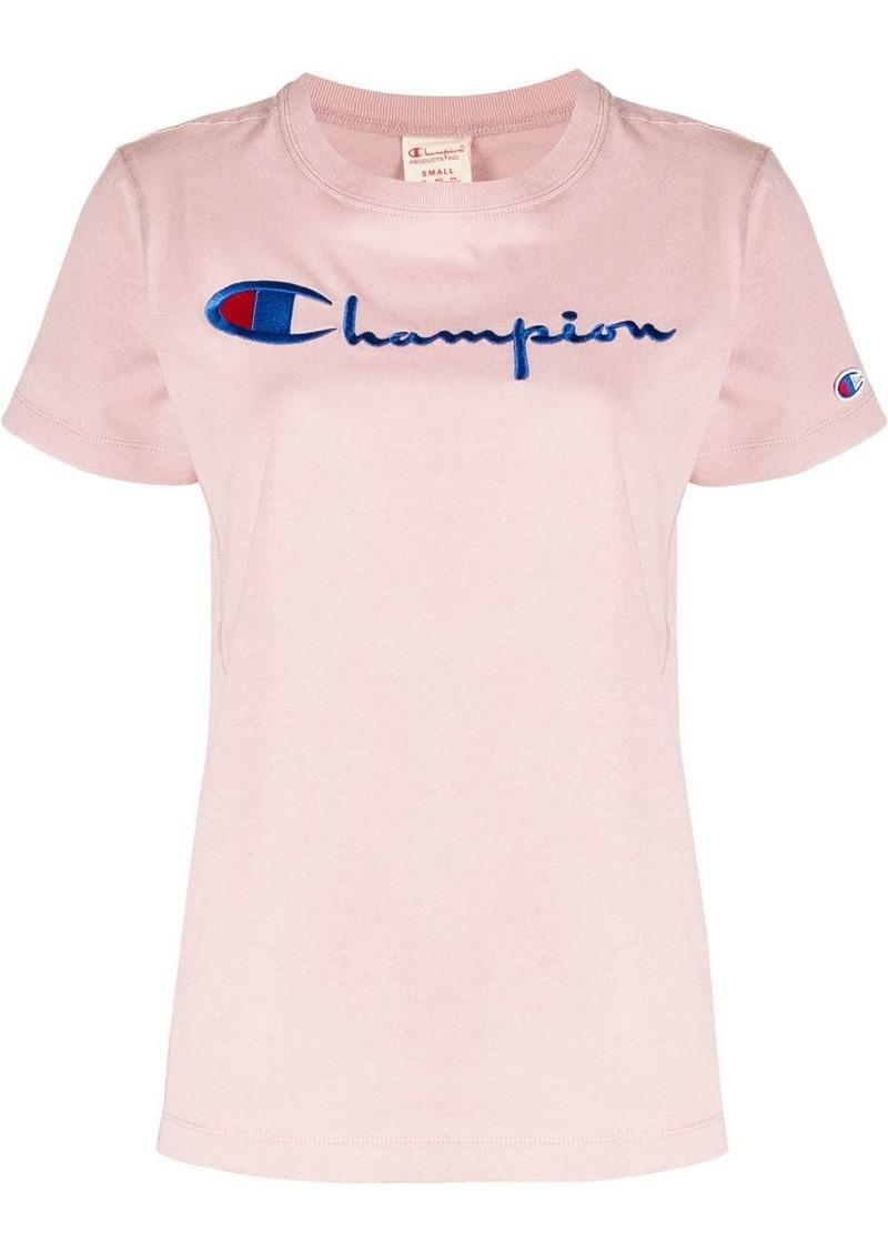 Champion embroidered logo T-shirt
