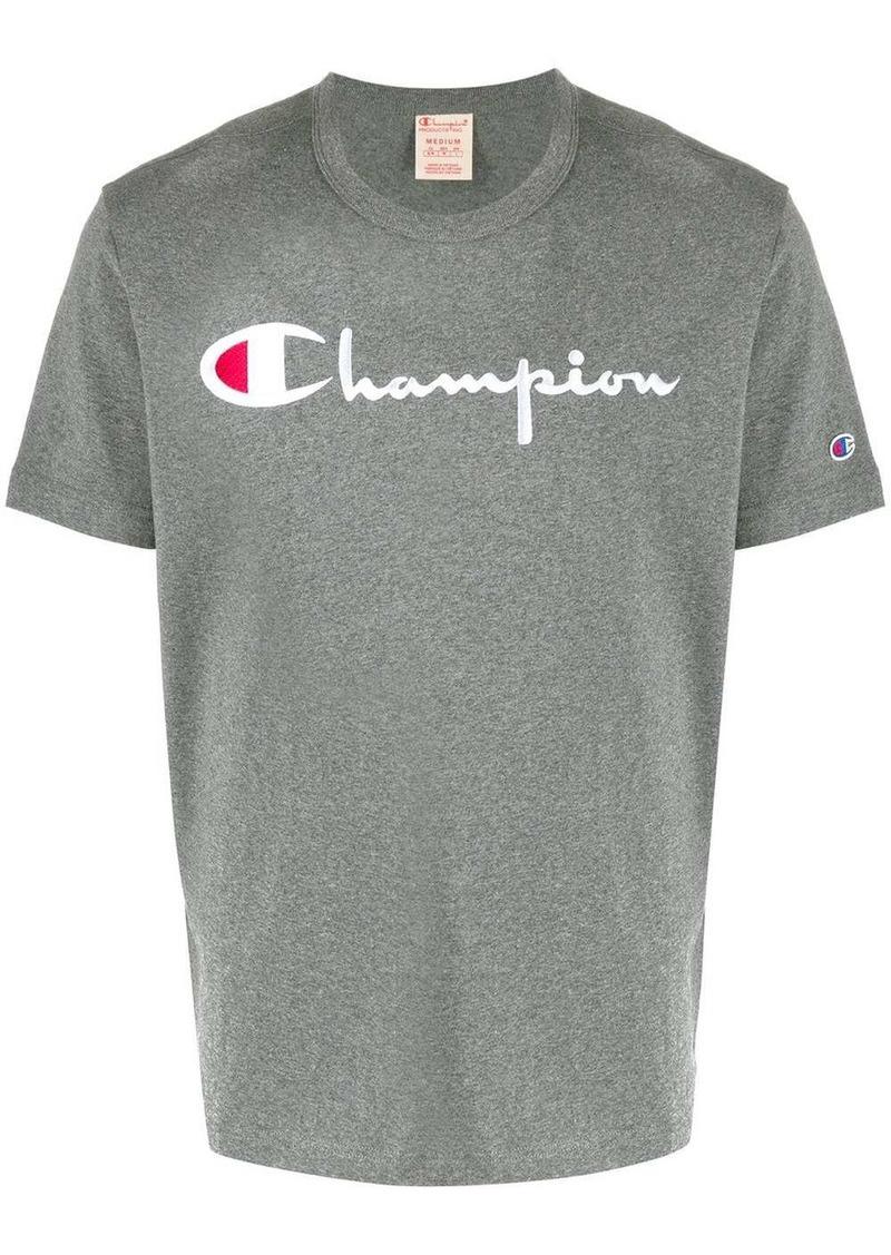 Champion embroidered script logo T-shirt