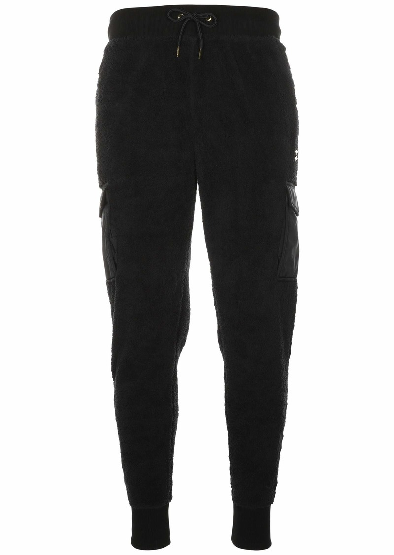 Champion Faux Fur Pants w/ Super Fleece & Woven
