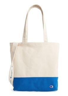 Champion Foundation Canvas Tote Bag