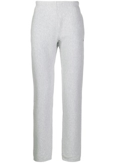 Champion grey reverse weave terry cotton sweat pants