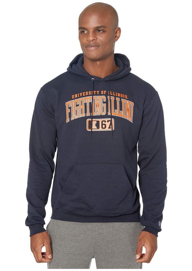 Champion Illinois Fighting Illini Eco® Powerblend® Hoodie