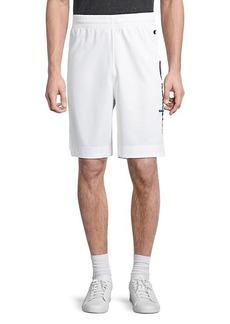 Champion Logo Drawstring Shorts
