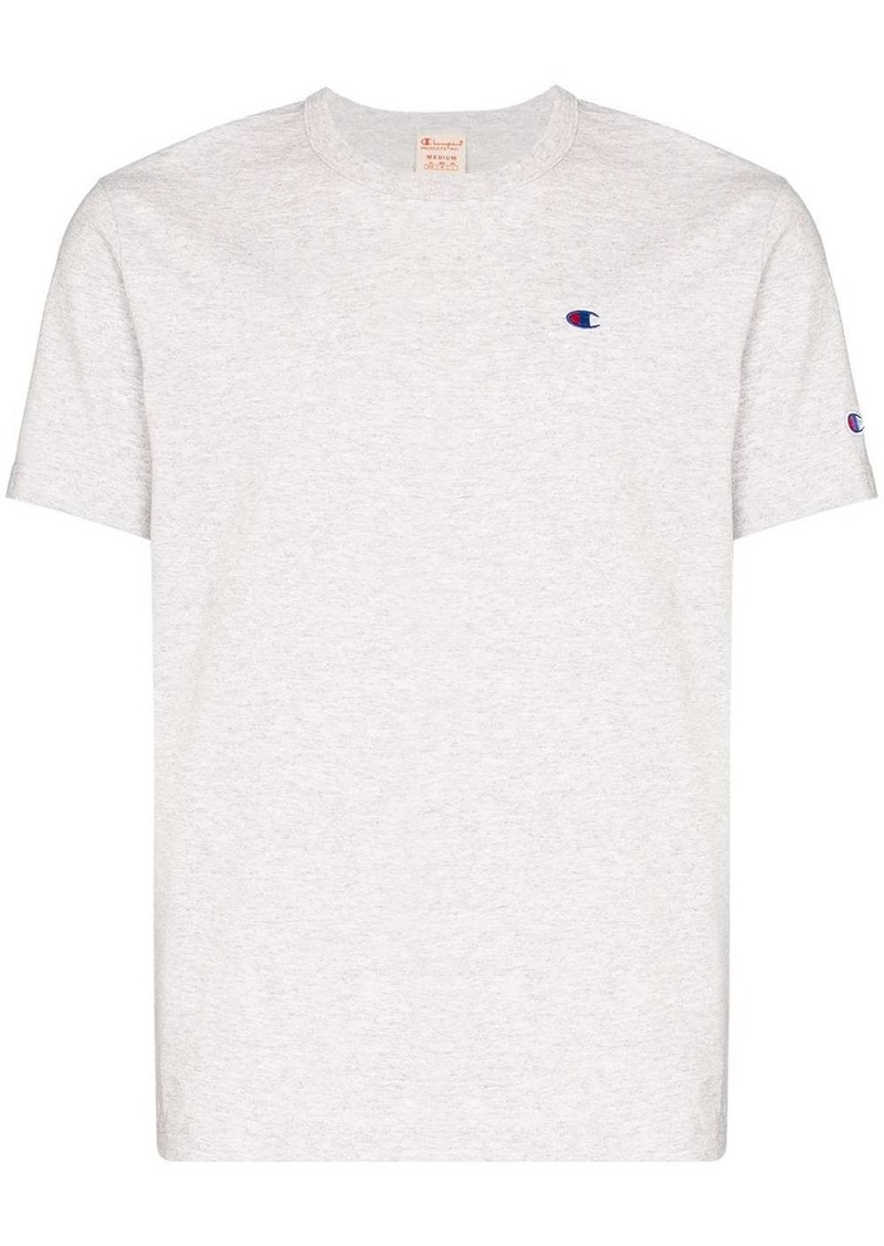 Champion logo-embroidered cotton T-shirt