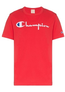 Champion logo-embroidered T-shirt