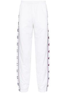 Champion logo-stripe sweatpants
