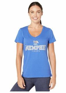 Champion Memphis Tigers University V-Neck Tee