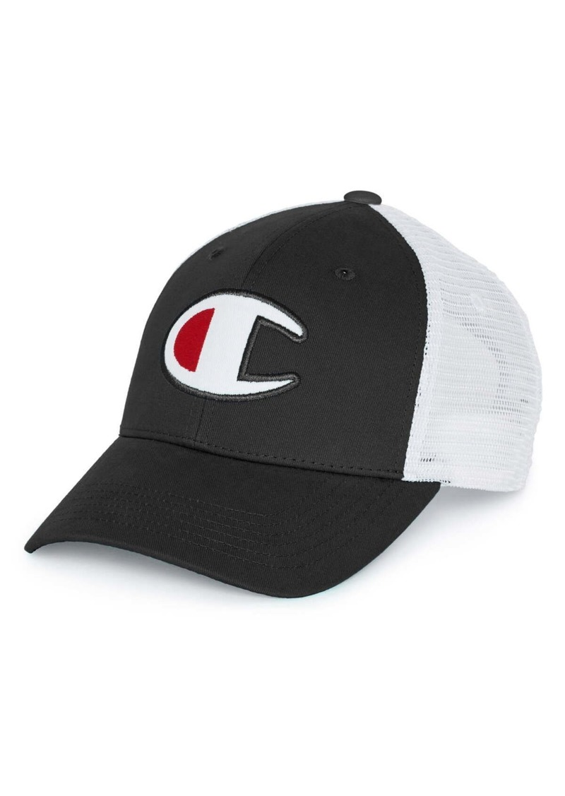 Champion Mesh Back Dad Cap