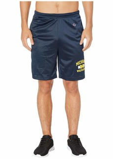 Champion Michigan Wolverines Classic Mesh Shorts