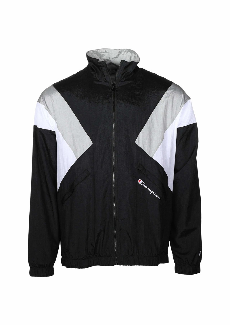 Champion Nylon Warm Up Jacket